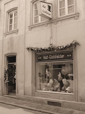 Bullani Mützen Bamberg - Historie - Hut Eichfelder